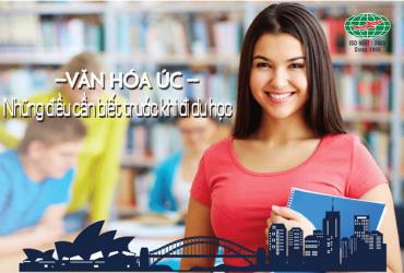 Văn hóa Úc - Những điều cần biết trước khi đi du học