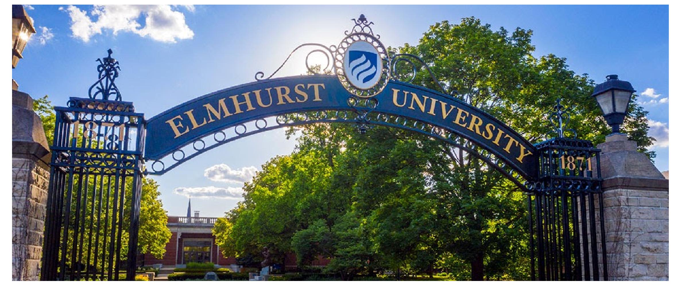 ĐẠI HỌC ELMHURST- HỌC BỔNG CAO, HỌC MBA KHÔNG CẦN GRE/GMAT