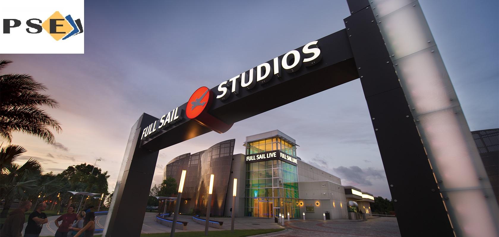 ĐẠI HỌC FULL SAIL, BANG FLORIDA CƠ HỘI LẤY BẰNG CỬ NHÂN CỦA MỸ VỀ TRUYỀN THÔNG-THIẾT KẾ-FILM-GAME-STEM CHỈ TRONG 20 THÁNG