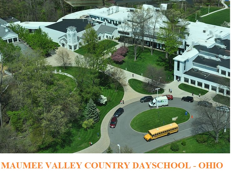 MAUMEE VALLEY COUNTRY DAYSCHOOL- OHIO