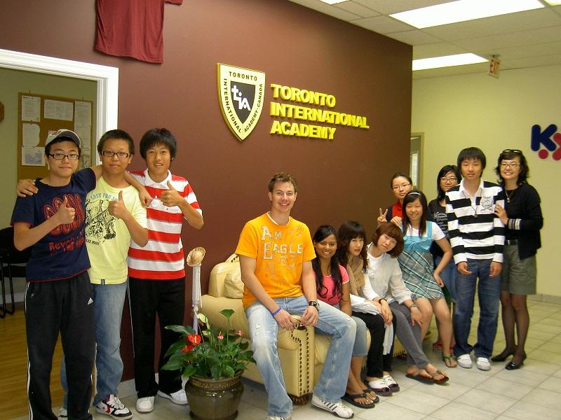 Toronto International Academy (TIA)